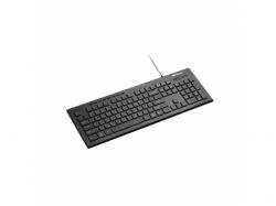 Tastatura Canyon CNS-HKB2-US, White Led, USB, Black