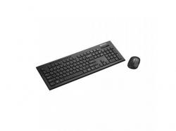 Kit Wireless Canyon CNS-HSETW4-US - Tastatura, USB, Black  + Mouse Optic, USB, Black