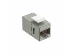 Conector Logilink, 2 x RJ45, Cat6, STP