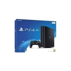 Consola Sony PlayStation 4 Pro 1TB Black + Joc Fifa 19