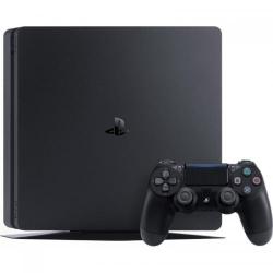 Consola Sony PlayStation 4 Slim, 500GB, Black F-Chassis