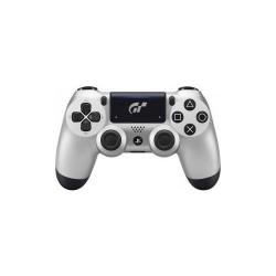 Controller Sony PS4 Dualshock 4 Gran Turismo Sport v2, Silver