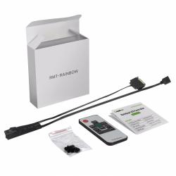 Controller ventilator Gamemax Rainbow cu telecomanda