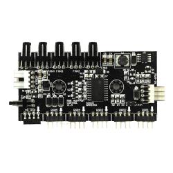 Controller ventilator Gamemax RGB + Cablu