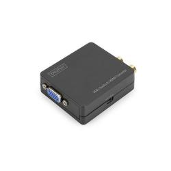 Converter Digitus DS-40130-1, VGA - HDMI