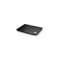Cooler Pad Deepcool N17 pentru laptop de 14inch, Black