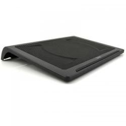 Cooler pad SilentiumPC Glacier NC400, Black