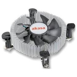 Cooler procesor Akasa AK-CCE-7106HP, 74mm