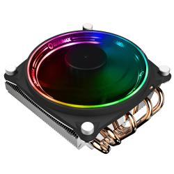 Cooler procesor Gamemax Gamma 300 Rainbow, 1x 120mm