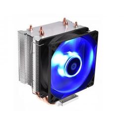 Cooler procesor ID-Cooling SE-913-B iluminare albastra, Black