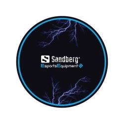 Covor gaming Sandberg, Black