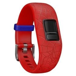 Curea Garmin pentru Vivofit Jr. 2 Spider-Man, Red