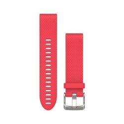Curea Ceas Garmin QuickFit Fenix 5S Silicon, Pink