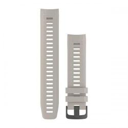 Curea Smartwatch Garmin pentru Ceasuri Garmin Instinct, 22mm, Gri