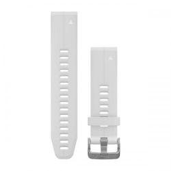 Curea Smartwatch Garmin QuickFit 20, Carrara White