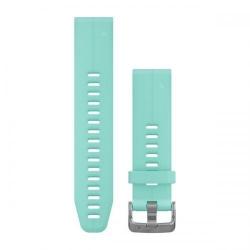 Curea Smartwatch Garmin QuickFit 20, Frost Blue