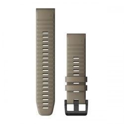 Curea Smartwatch Garmin QuickFit, 22mm, Dark Sands