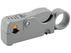 Dezizolator cablu coaxial cu 2 lame, distante 4-6-8-12mm CC-STRIP2