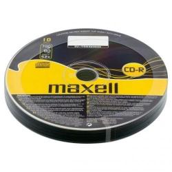 Disc CD-R Maxell 700MB 52x 1 bucata CD-R-700MB-52X-SHR1-MXL
