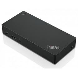 Docking Station Lenovo ThinkPad, Black