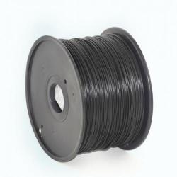 Filament Gembird ABS, 1.75mm, 1kg, Black
