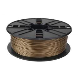 Filament Gembird ABS, 1.75mm, 1kg, Gold