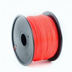 Filament Gembird ABS, 1.75mm, 1kg, Red