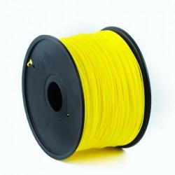 Filament Gembird ABS, 1.75mm, 1kg, Yellow