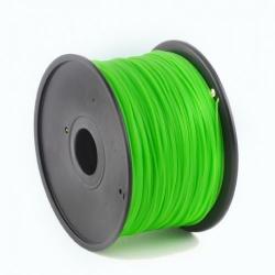 Filament Gembird ABS, 3mm, 1kg, Green