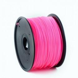 Filament Gembird ABS, 3mm, 1kg, Pink