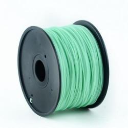 Filament Gembird ABS Burlywood, 3mm, 1kg, Green