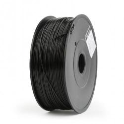 Filament Gembird ABS Flashforge, 1.75mm, 0.6kg, Black
