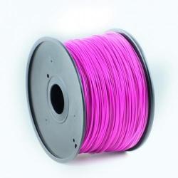 Filament Gembird HIPS, 3mm, 1kg, Purple