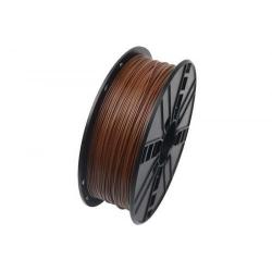 Filament Gembird PLA, 1.75mm, 1kg, Brown