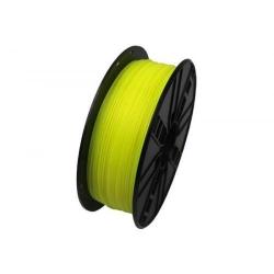 Filament Gembird PLA, 1.75mm, 1kg, Fluorescent Yellow