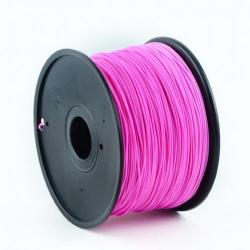 Filament Gembird PLA, 3mm, 1kg, Magenta