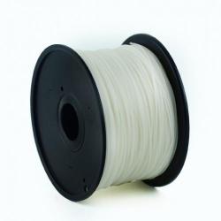 Filament Gembird PLA, 3mm, 1kg, Natural