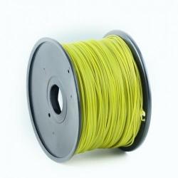 Filament Gembird PLA, 3mm, 1kg, Olive
