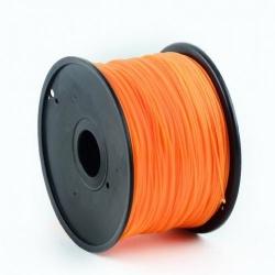 Filament Gembird PLA, 3mm, 1kg, Orange