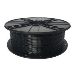 Filament Gembird PLA-plus, 1.75mm, 1kg, Black