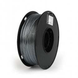 Filament Gembird PLA-plus, 1.75mm, 1kg, Silver