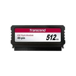 Flash Module Transcend PTM520 512MB, IDE, 40Pin Vertical, Bulk