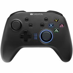 Gamepad Canyon CND-GPW3, Bluetooth, Black