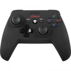 Gamepad wireless Genesis PV58, PC/PS3, Black