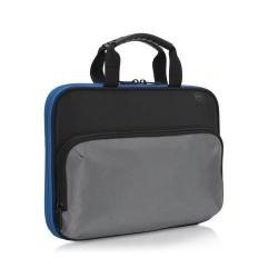 Geanta Dell Education pentru Laptop de 11.6inch, Black-Grey