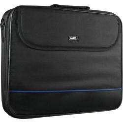 Geanta Natec Impala pentru laptop de 17.3inch, Black-Blue