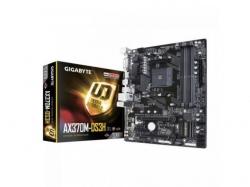 Placa de baza Gigabyte AX370M-DS3H, AMD X370, socket AM4, mATX