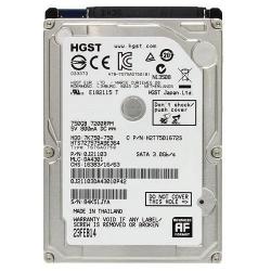 Hard disk HGST Travelstar 7K750 750GB, SATA2, 16MB, 2.5inch