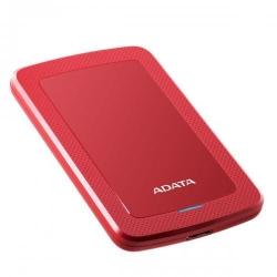 Hard Disk Portabil Adata Classic HV300 1TB, USB 3.1, 2.5inch, Red