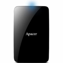 Hard disk portabil Apacer AC233 1TB, USB 3.0, 2.5 inch, Black